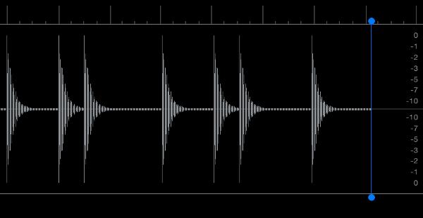 005 Audiospur Kata-Rhythmus
