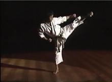 016 Methodische Übungsreihe: Masao Kawasoe Yoko-Geri in Kata Heian Yondan Teaser