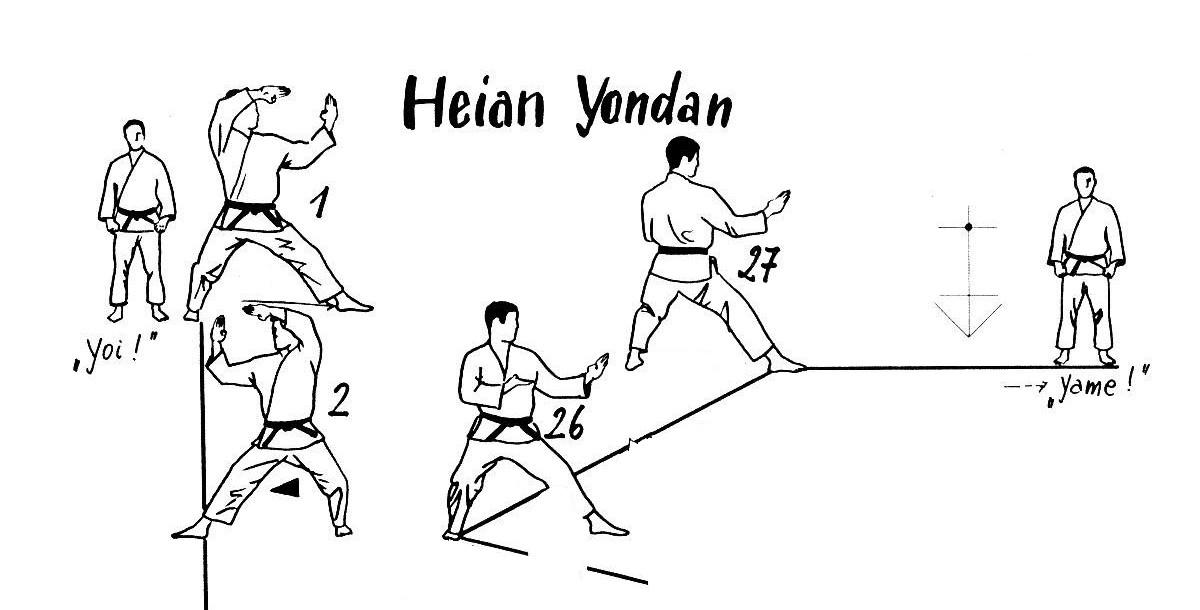 042 Heian Yondan Teaser